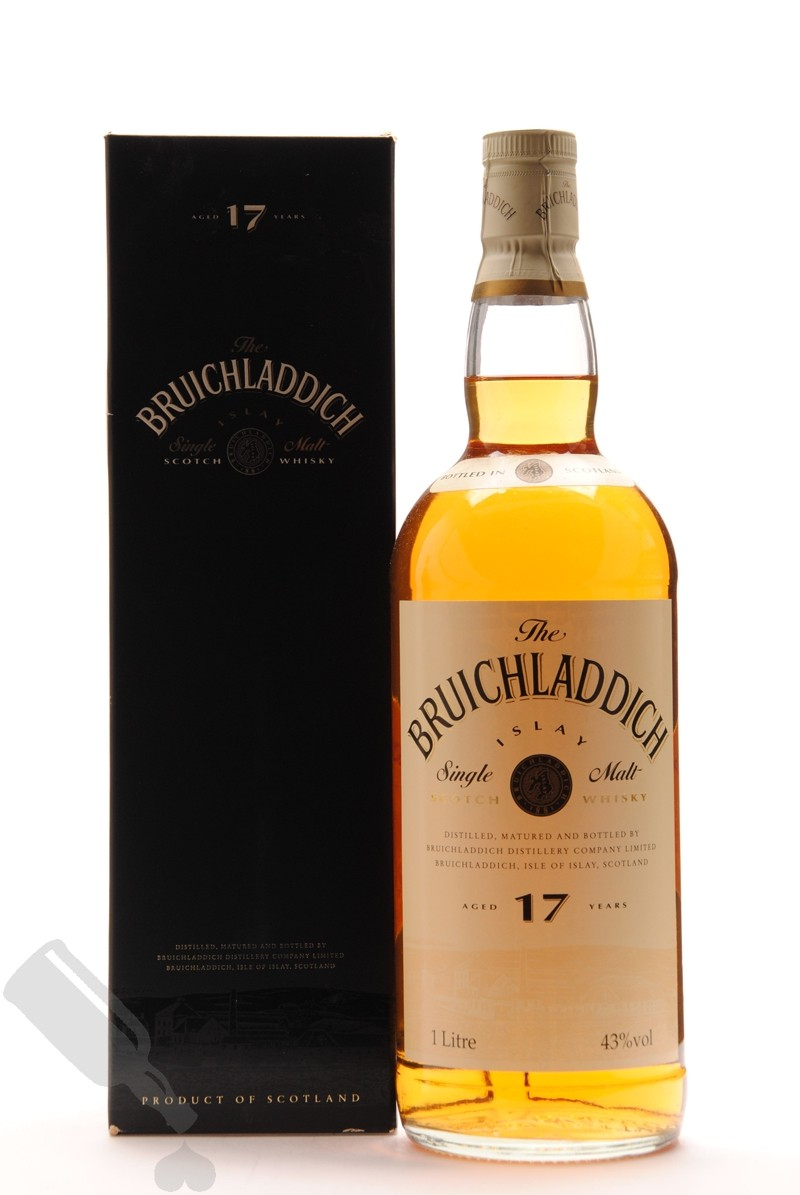 Bruichladdich 17 years 100cl - Old Bottling