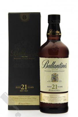 Ballantine's 21 years