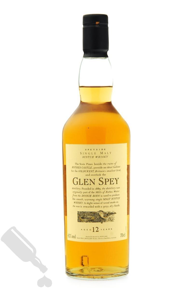 Glen Spey 12 years