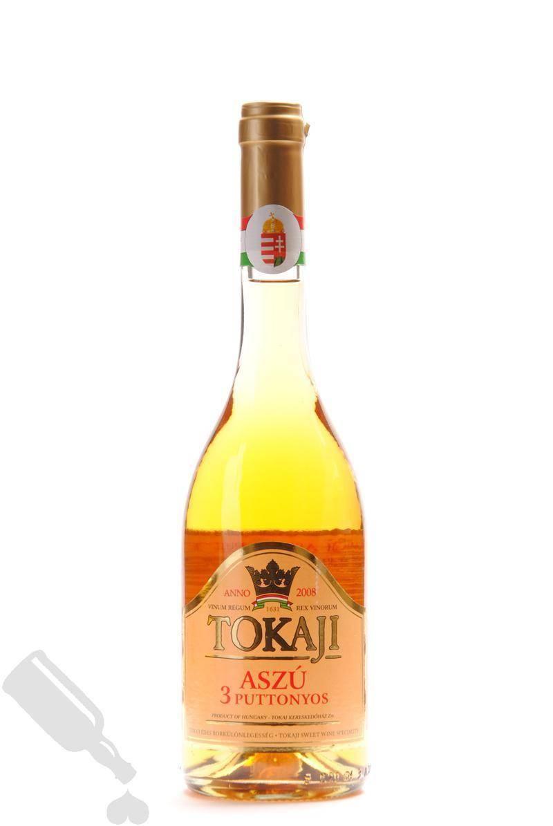 Tokaji Asz 250 3 Puttonyos Passion For Whisky