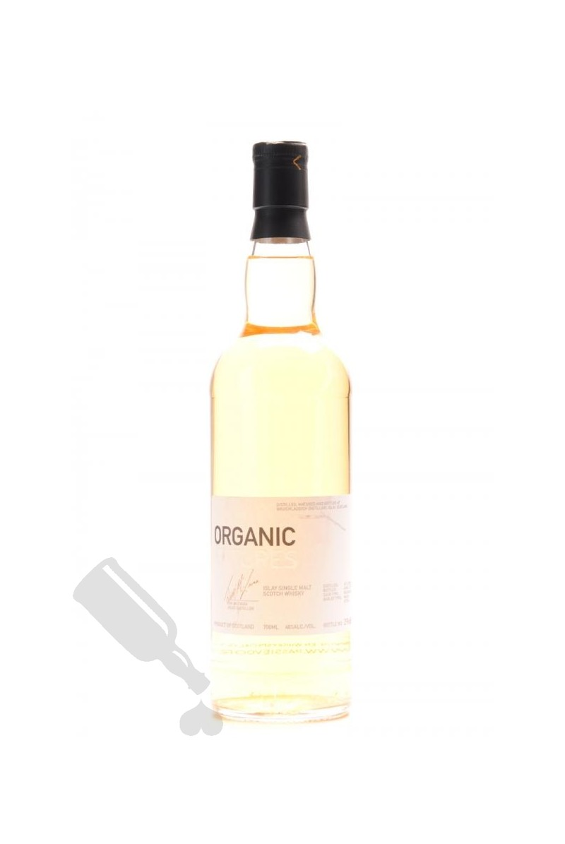 Bruichladdich 2003 - 2011 Organic Futures
