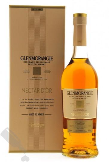Glenmorangie 12 years Nectar D'Or - Old Bottling
