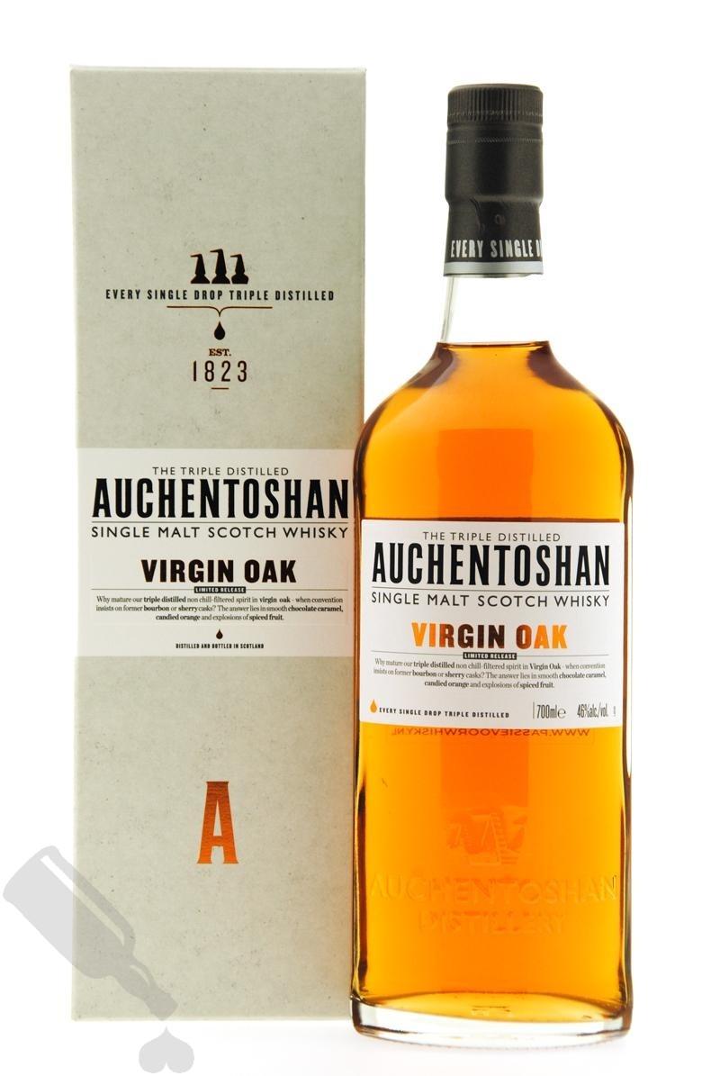 Auchentoshan Virgin Oak