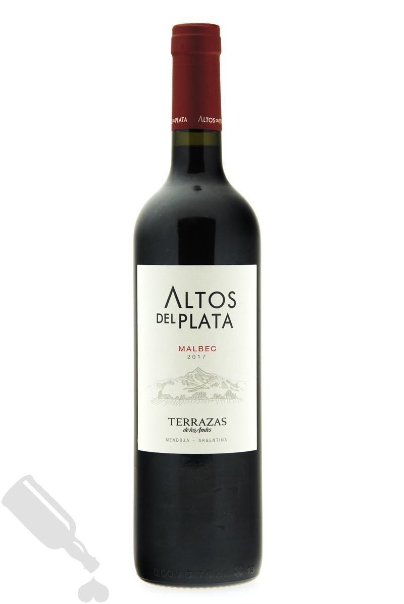 Terrazas De Los Andes Altos Del Plata Malbec Order Online Passion For Whisky