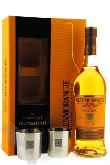 Glenmorangie 10 years Craftman's Cup - Giftpack