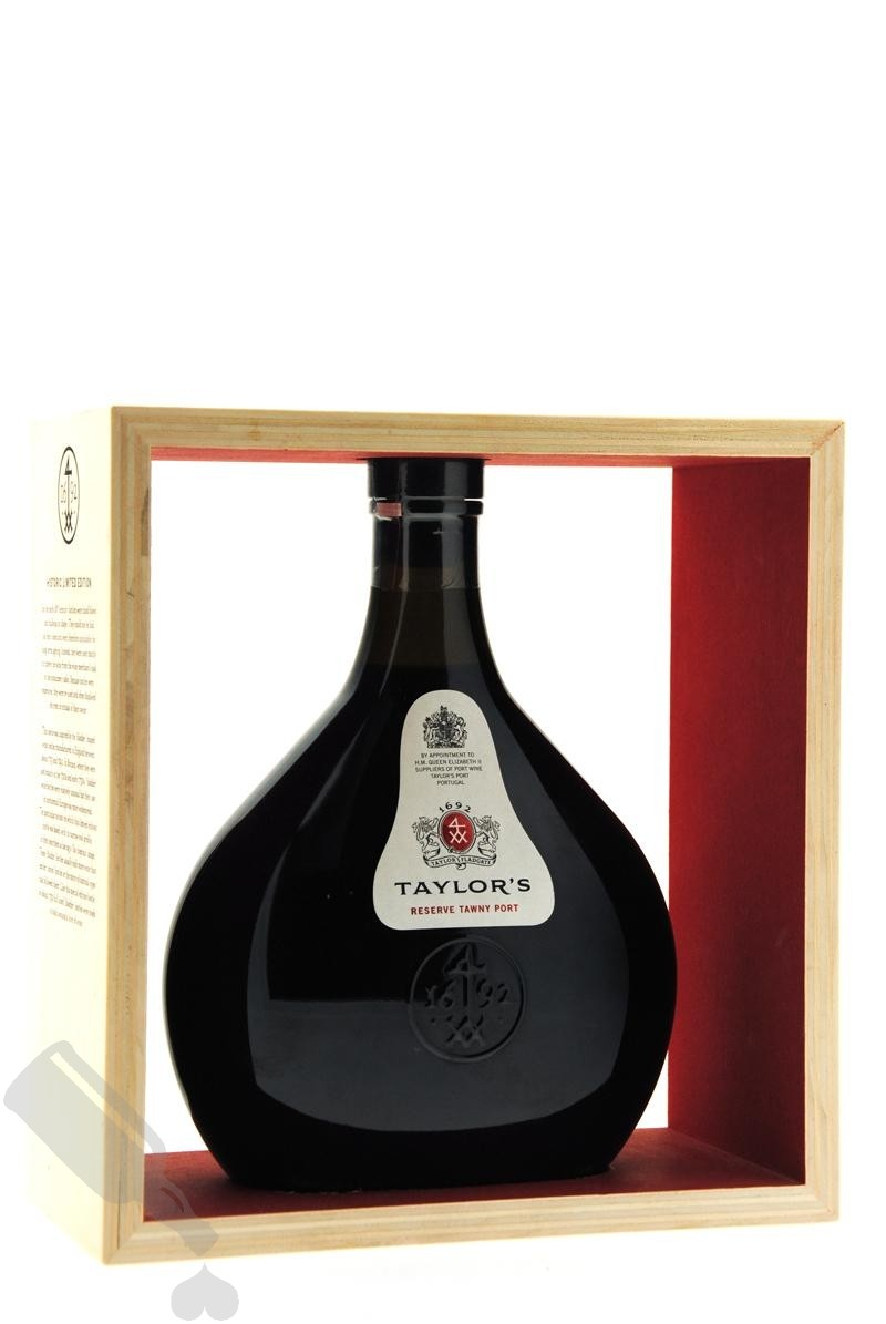 Taylor's Reserve Tawny Historic Limited Edition 100cl
