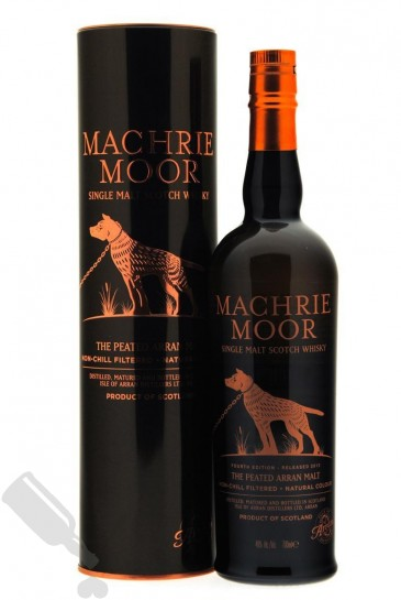 Arran Machrie Moor Fourth Edition Released 2013 - Peated