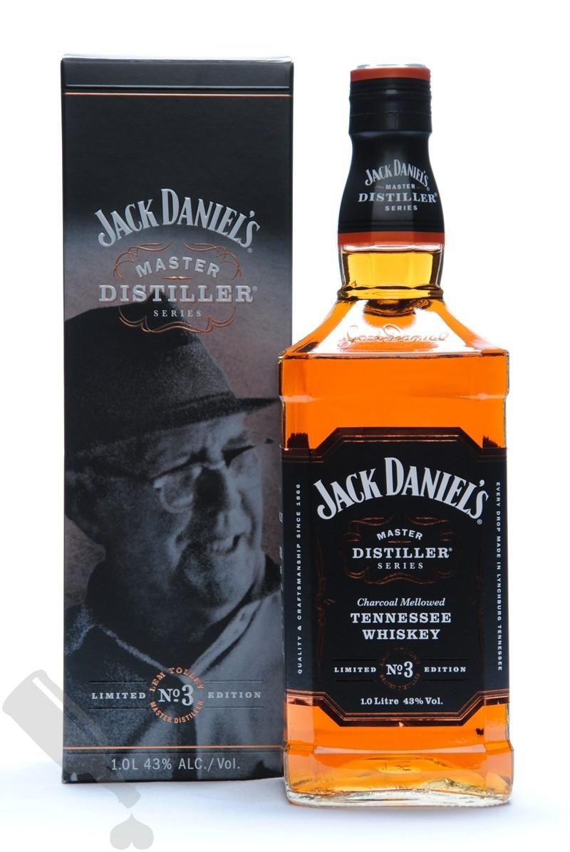 Jack Daniel's Master Distiller Edition No.3 100cl