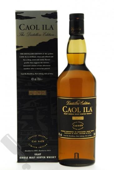 Caol Ila 2007 - 2019 The Distillers Edition