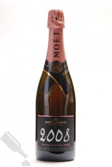 Möet & Chandon Grand Vintage Rosé 2008