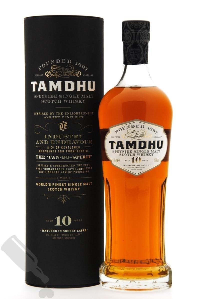 Tamdhu 10 years