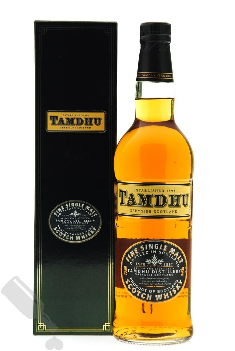 Tamdhu no age statement - Old Bottling