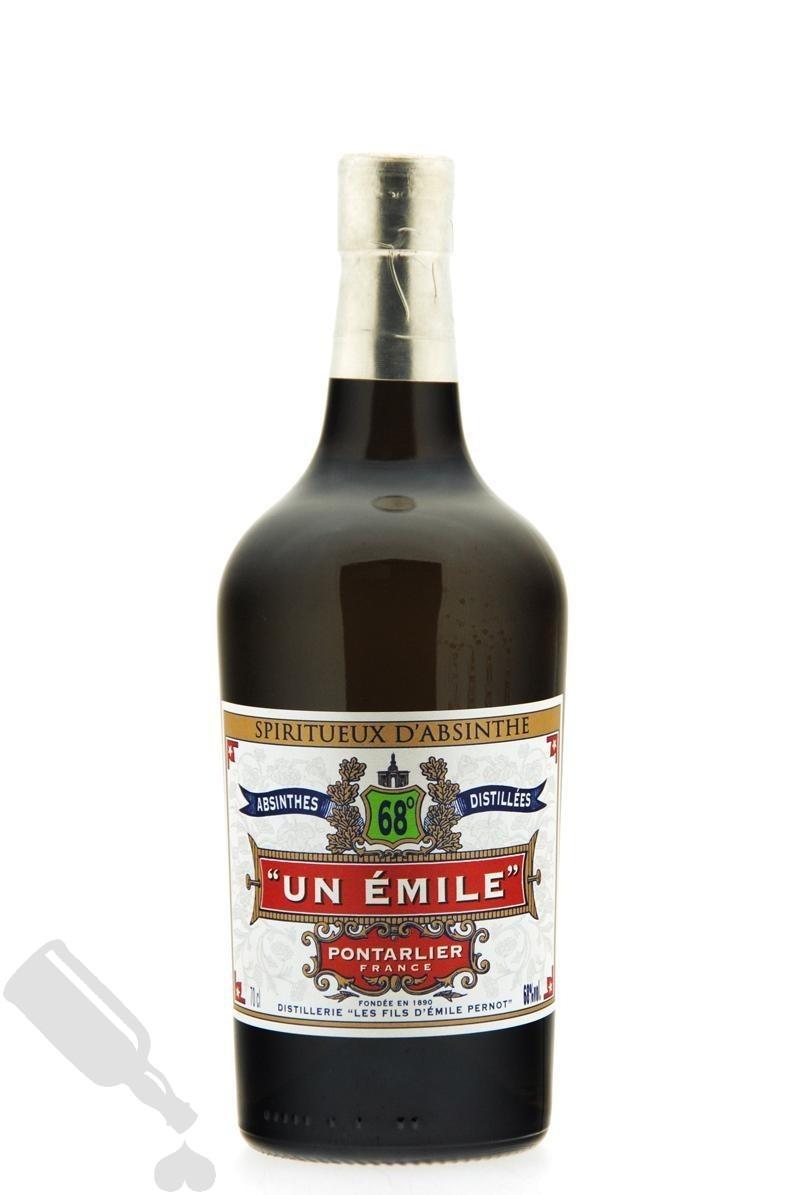 Un Émile 68 Absinthe
