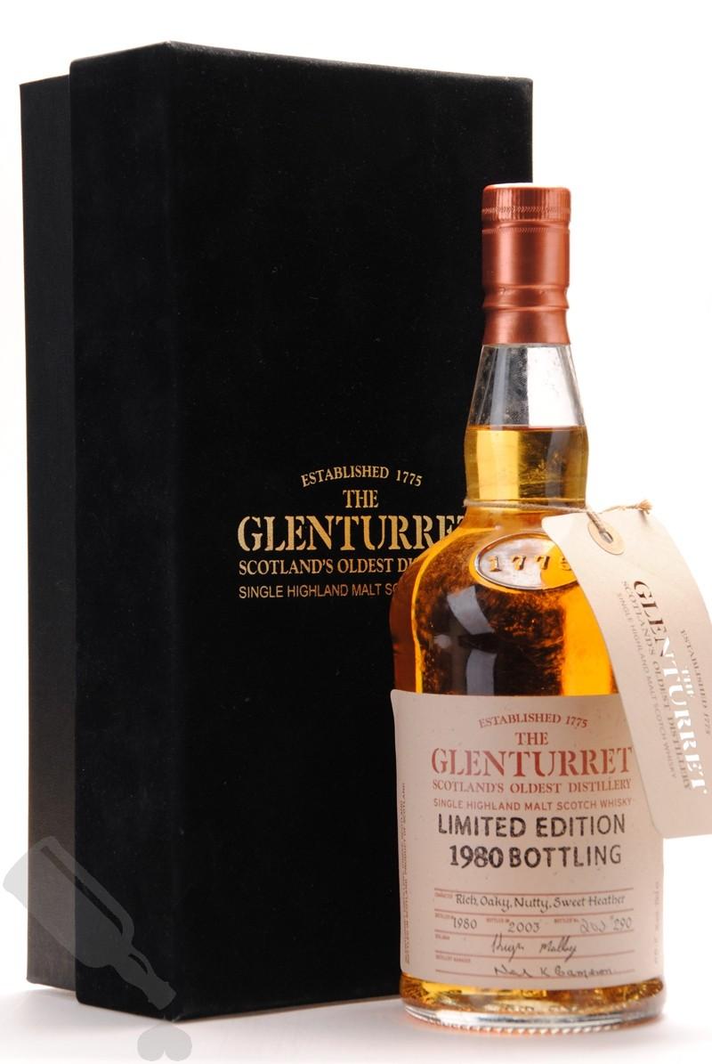 Glenturret 1980 - 2003