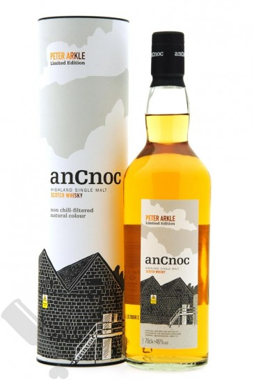 AnCnoc Peter Arkle Limited Edition No.4