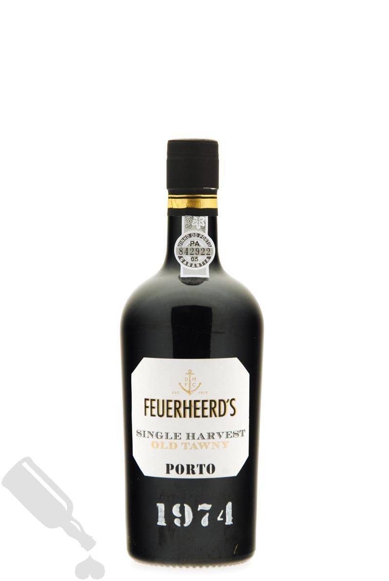 Feuerheerd's Colheita 1974 50cl