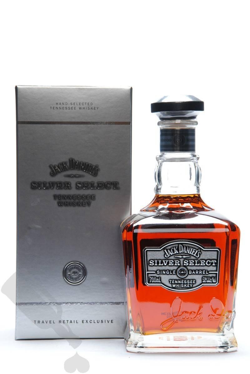 jack daniel 39 s silver select passion for whisky. Black Bedroom Furniture Sets. Home Design Ideas