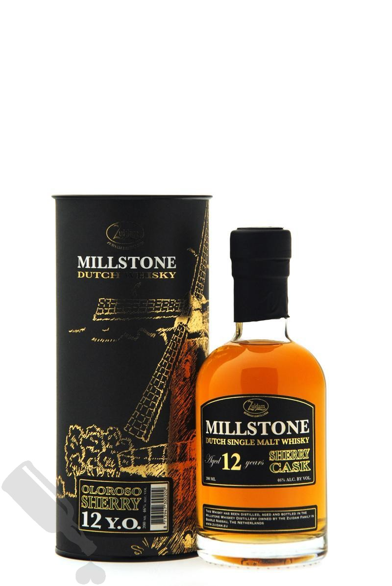 Millstone 12 years Sherry Cask 20cl