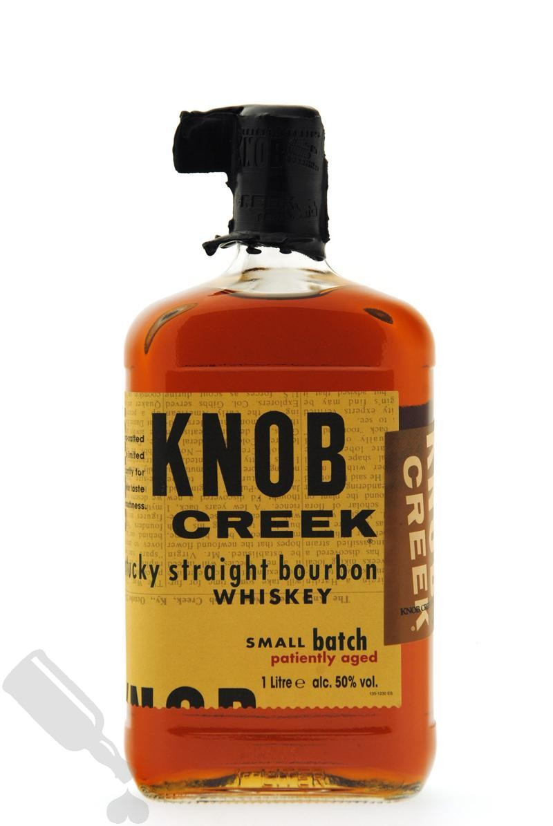 Knob Creek Patiently Aged 100cl