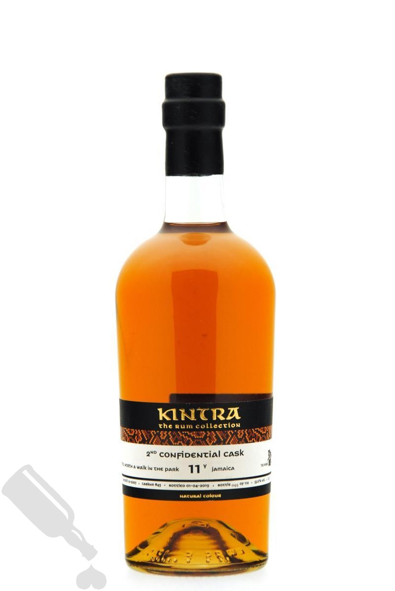 2nd Confidential Cask 11 years 2007 - 2019 #43 Kintra