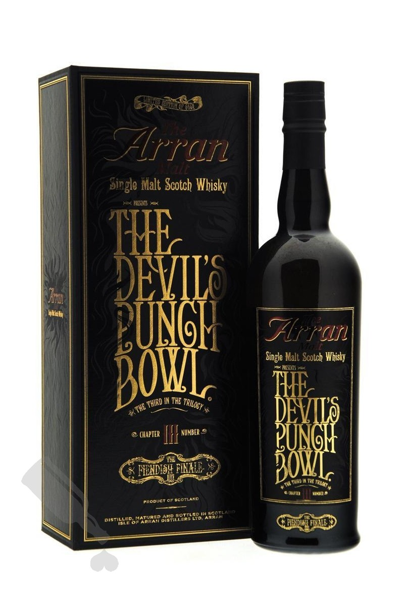 Arran The Devil's Punch Bowl Chapter 3