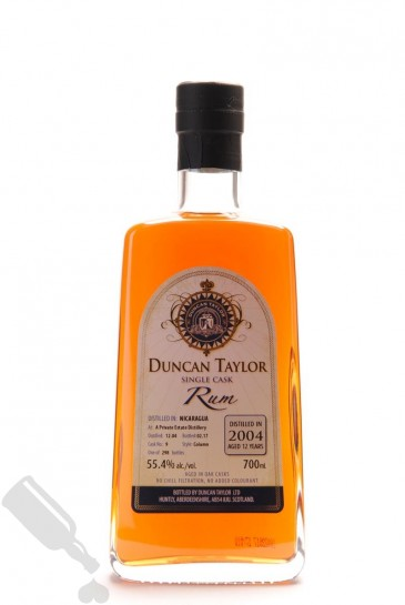 A Private Estate Distillery 12 years 2004 - 2017 #9 Duncan Taylor