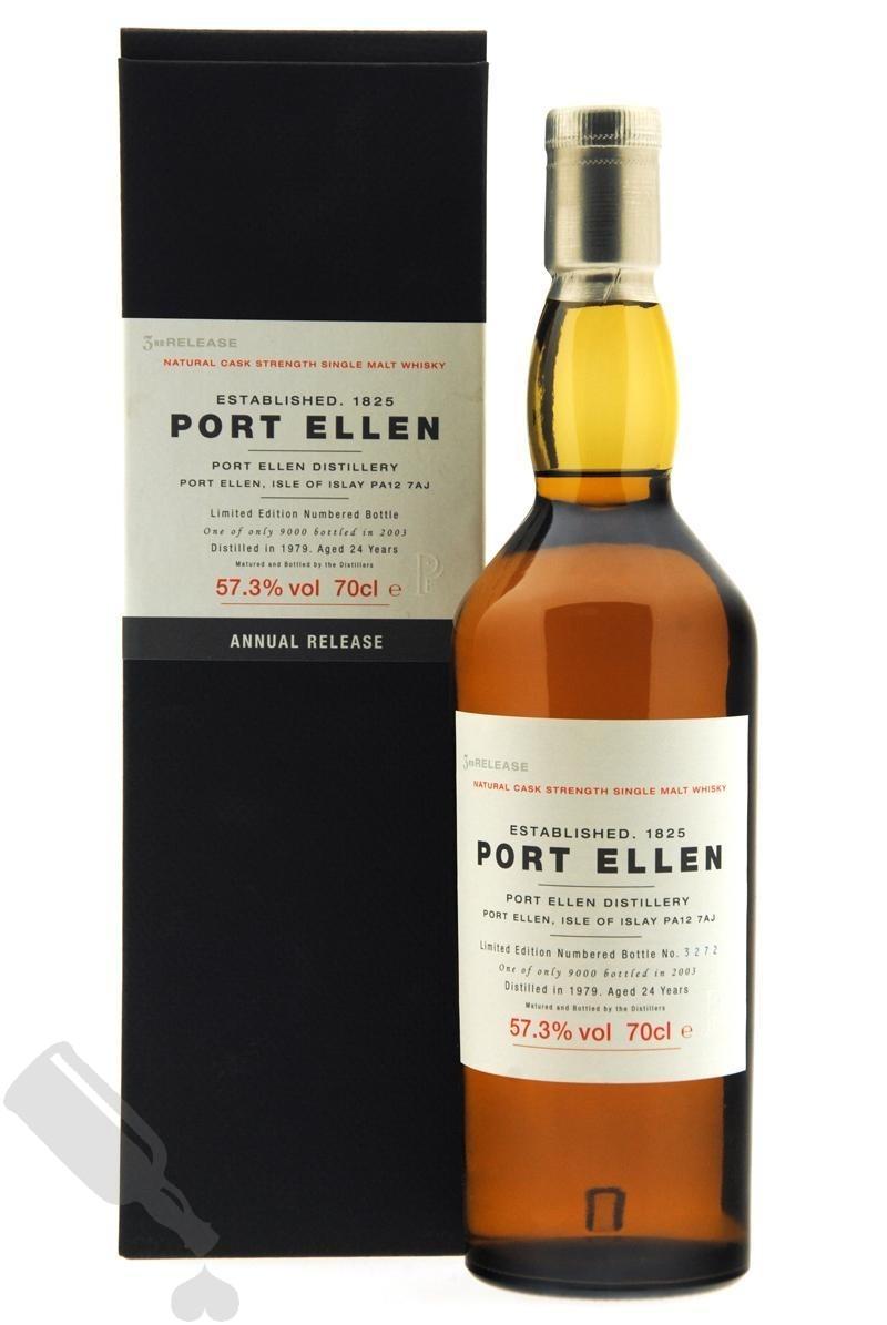 Port Ellen 24 years 1979 - 2003 3rd Release