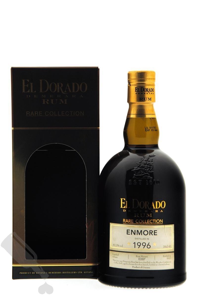 Enmore 21 years 1996 - 2017 El Dorado