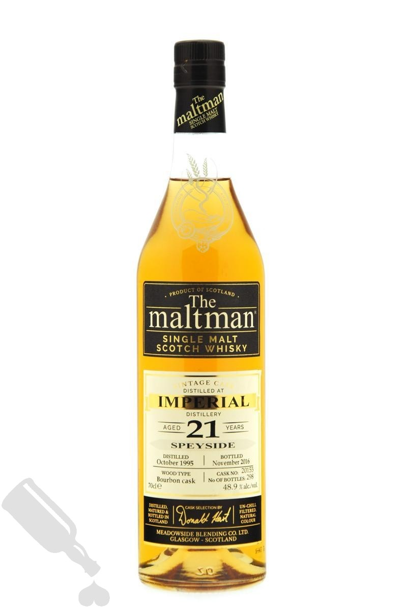 Imperial 21 years 1995 - 2016 #20155