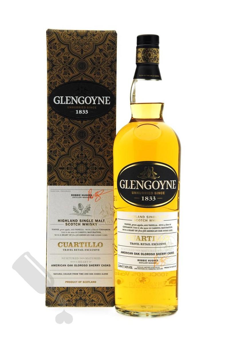 Glengoyne Cuartillo 100cl