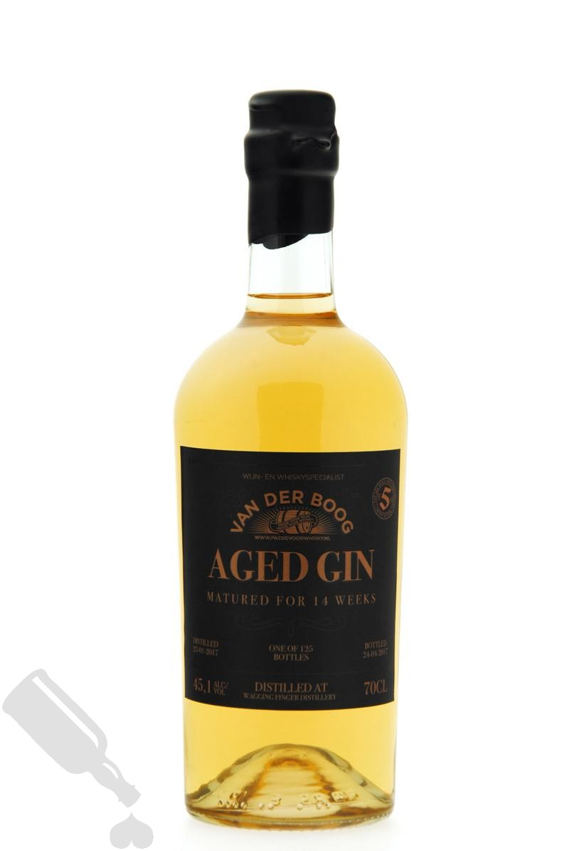 Van der Boog Aged Gin