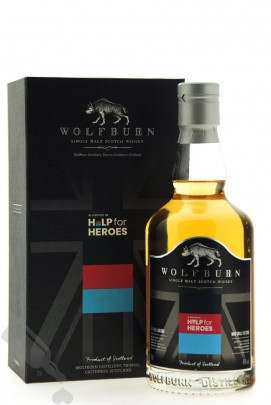 Wolfburn Help for Heroes Charity Botting