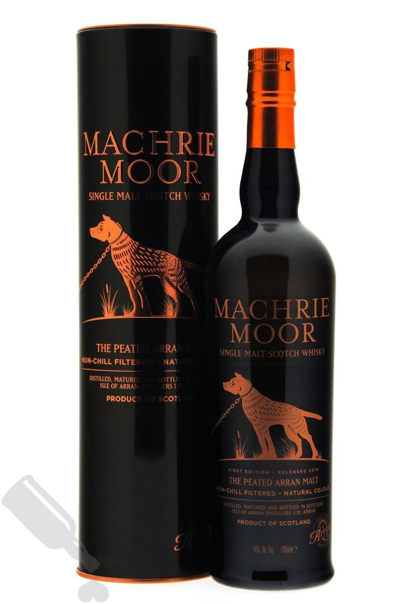 Arran Machrie Moor First Edition Released 2010 - Peated