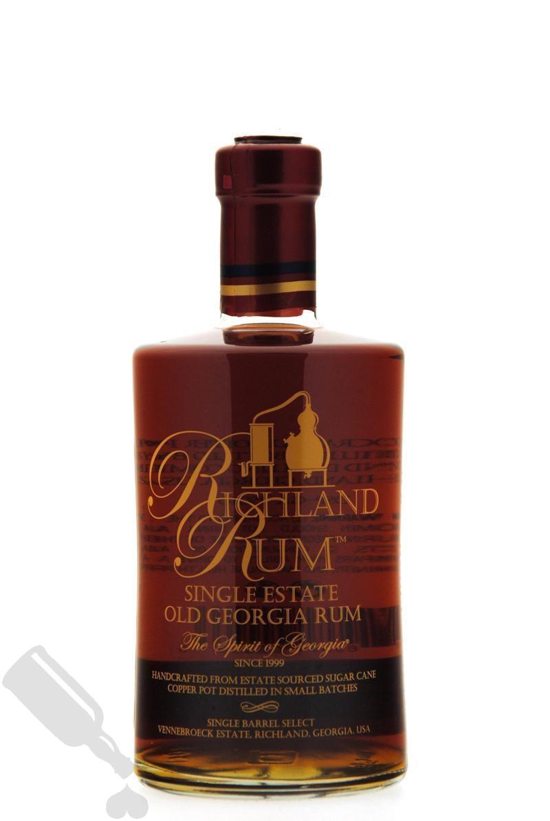 Richland Single Estate Old Georgia Rum #188
