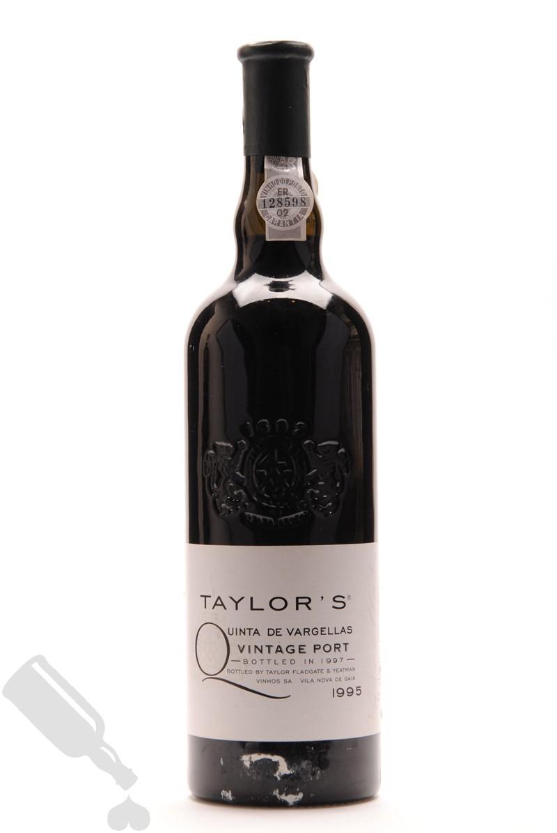 Taylor's Vintage 1995 Quinta De Vargellas