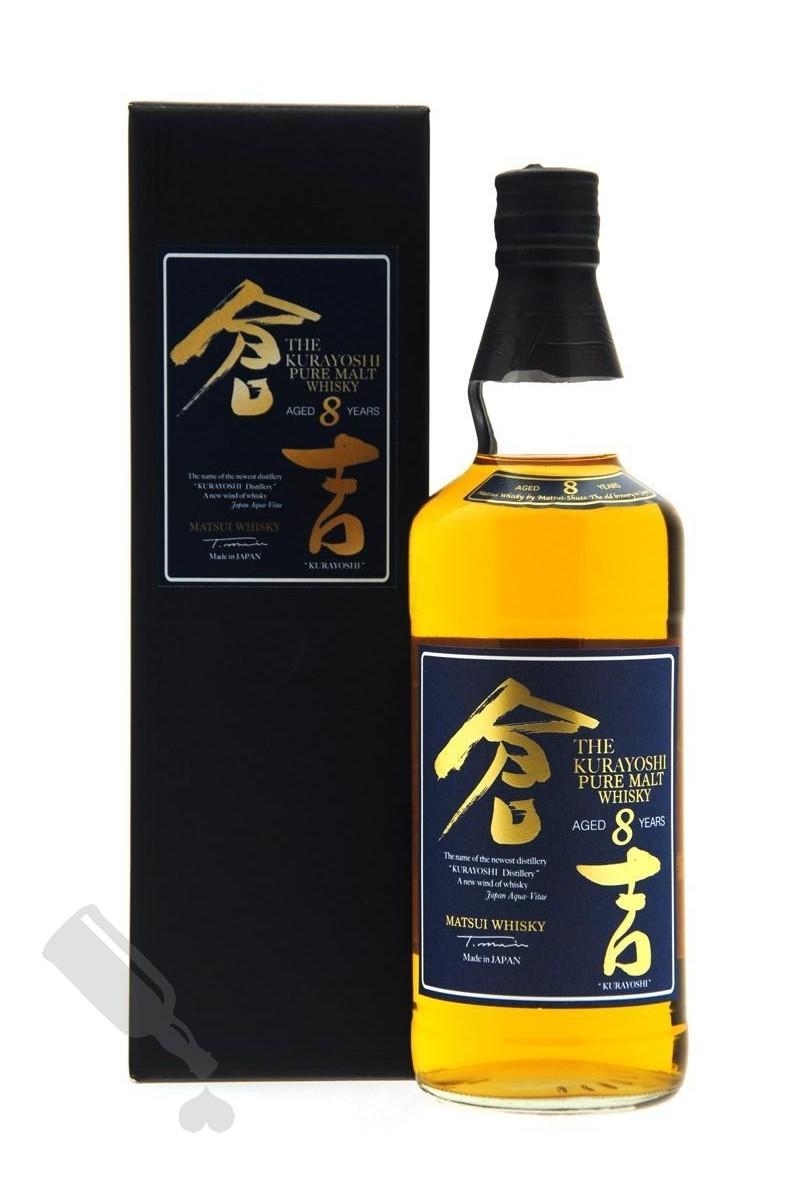 The Kurayoshi 8 years