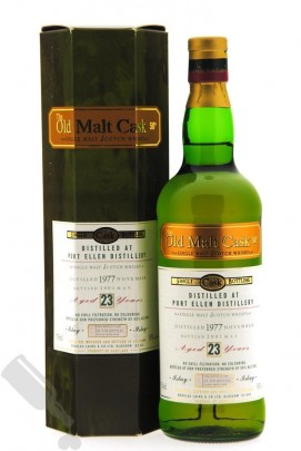 Port Ellen 23 years 1977 - 2001 75cl