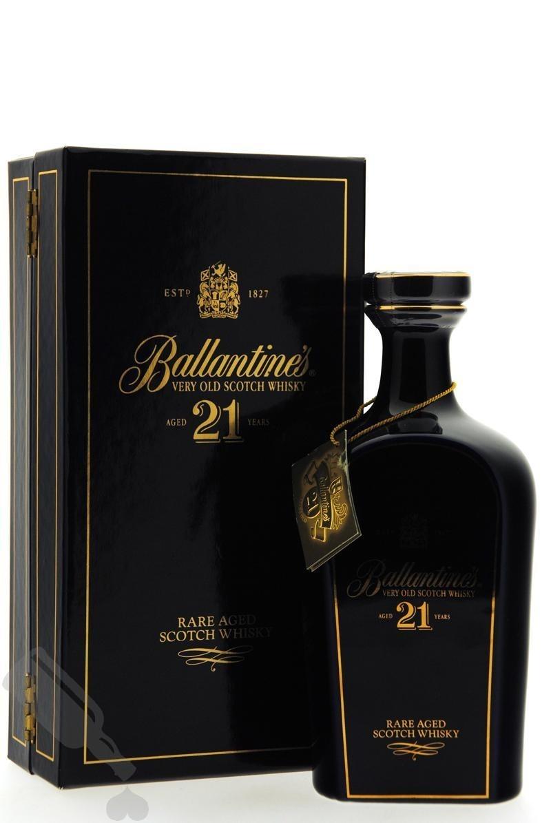 Ballantine's 21 years Very Old Scotch Whisky