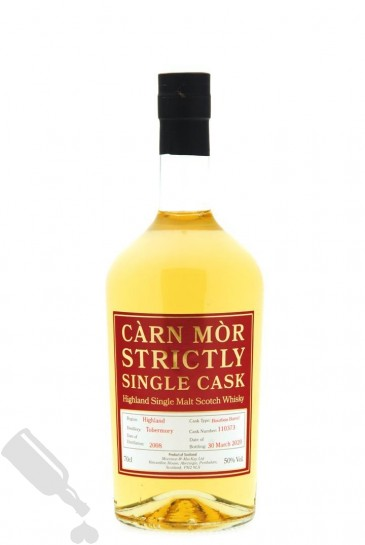 Tobermory 2008 - 2020 #110373 Strictly Single Cask