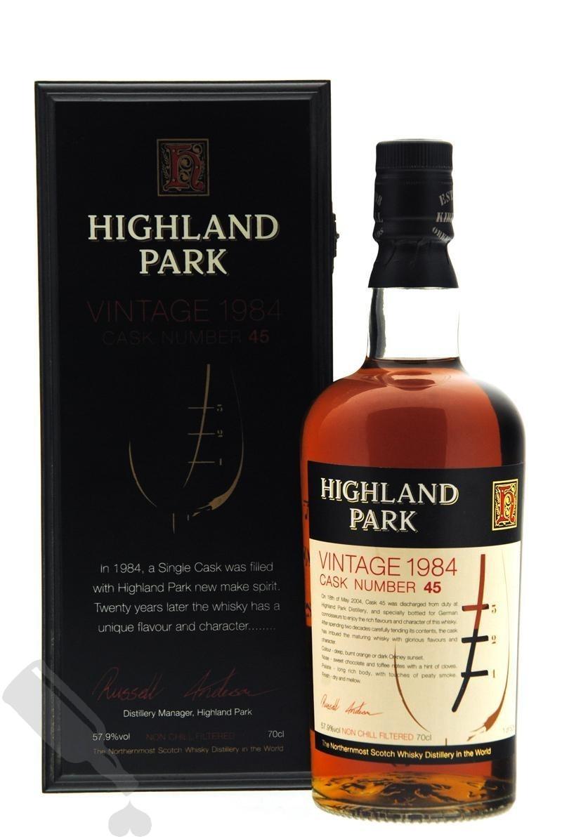 Highland Park 1984 - 2004 #45