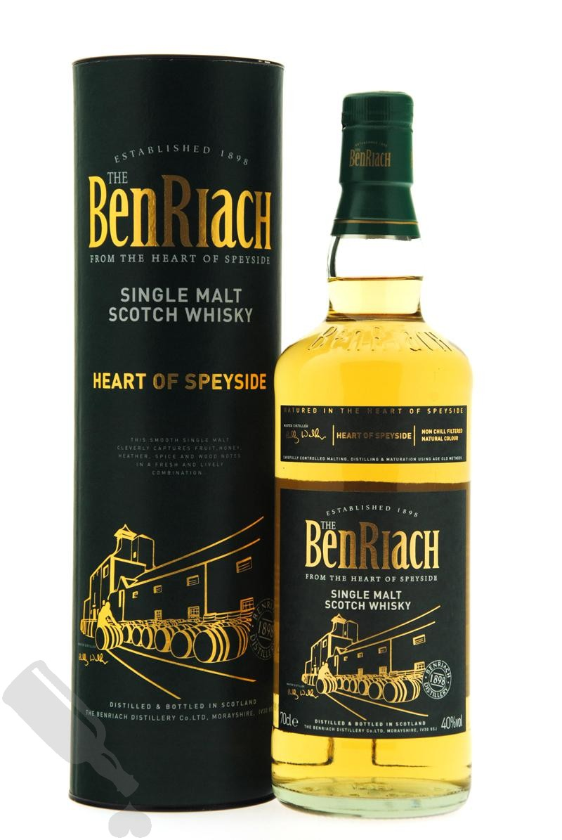 BenRiach Heart of Speyside