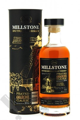 Millstone 2016 - 2020 Special No.19 Peated Amarone Cask