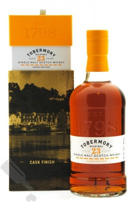 Tobermory 23 years Oloroso Cask Finish
