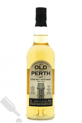 Old Perth Peaty No.3 Limited Edition