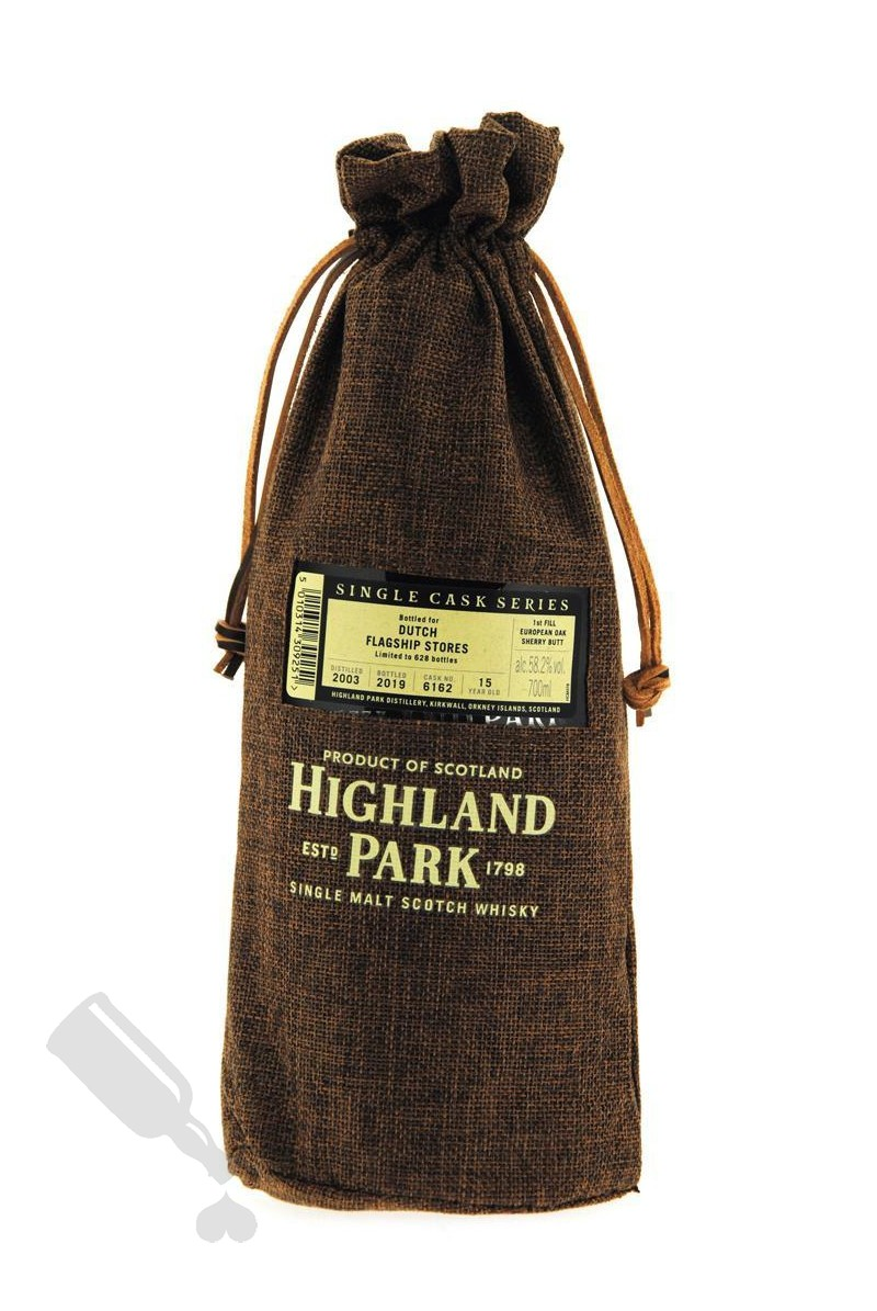 Highland Park 15 years 2003 - 2019 #6162 for Dutch Flagship Stores