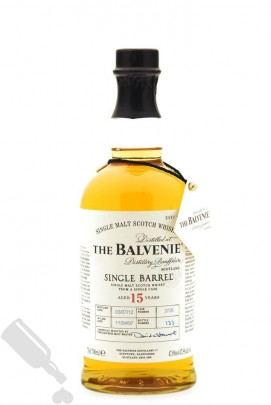 Balvenie 15 years 1997 - 2012 Single Barrel #3726