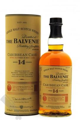 Balvenie 14 years Caribbean Cask