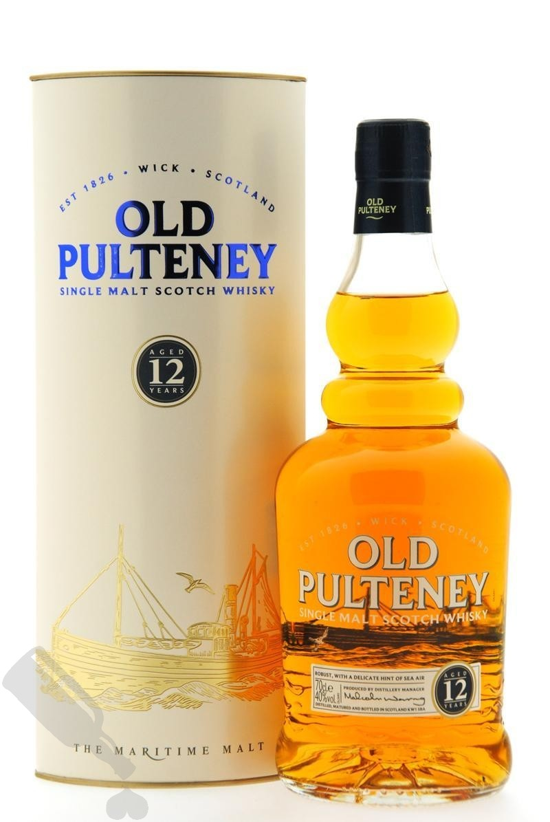 Old Pulteney 12 years
