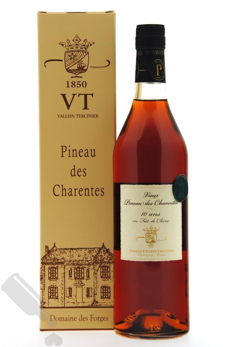 Vallein Tercinier Pineau des Charentes Vieille Rouge