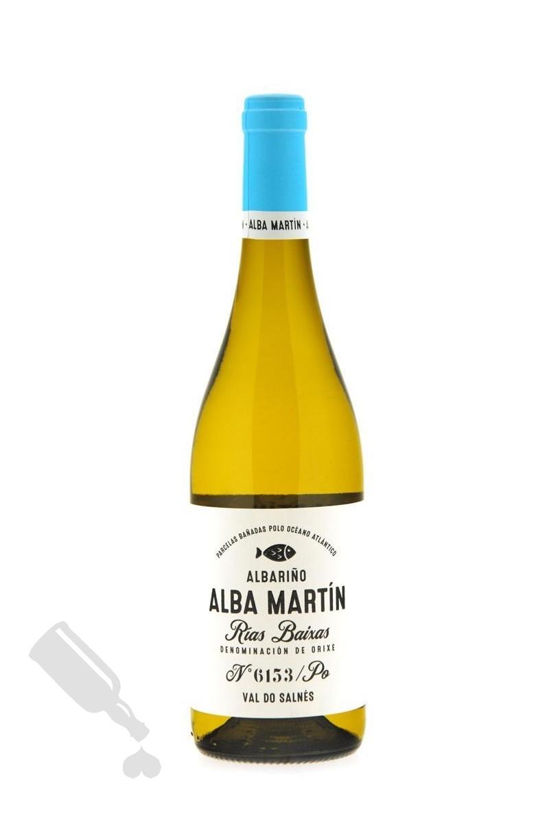 Alba Martin Albariño Rias Baixas